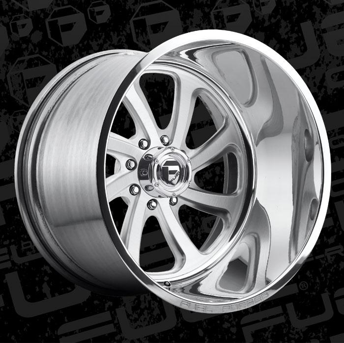 Fuel Forged Wheels Ff12 Wheels California Wheels