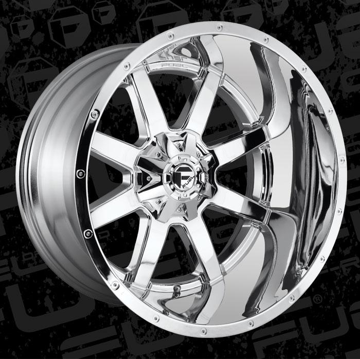 Fuel Wheels 20x9 >> Fuel 1-Piece Wheels Maverick - D536 Wheels | California Wheels