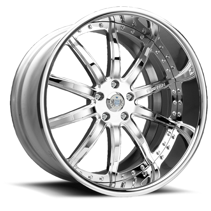 Luxury Symbolic Wheels Sl100 Wheels California Wheels