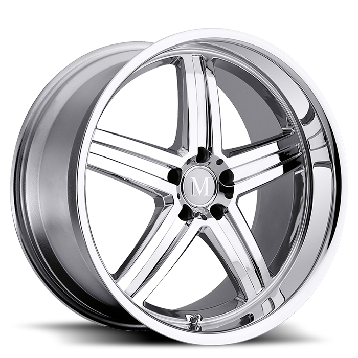 Mandrus mannheim wheels california wheels for Chrome rims for mercedes benz