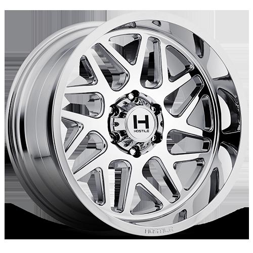Hostile H108 Sprocket 8l Wheels