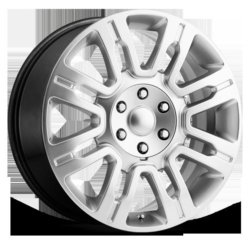Performance Replica 167 Wheels