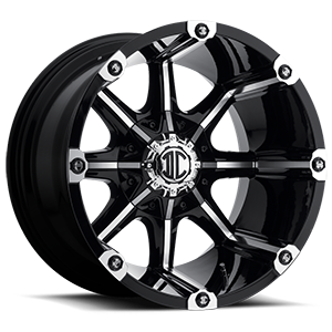NX-3 8 Black Machined
