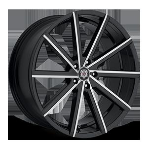 SE433 5 Black Milled