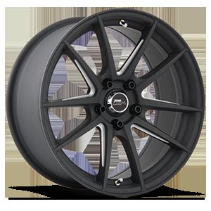 GTF1 5 Matte Black Machined