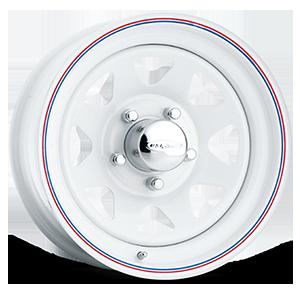 8-Spoke (Series 70) 5 White
