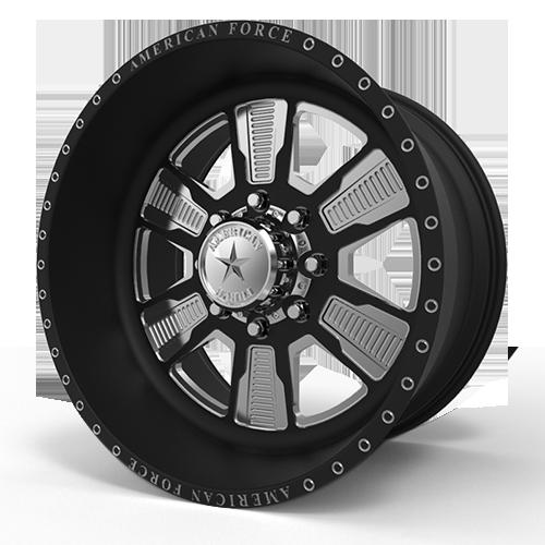 G30 Knox SF 8 Black Machined