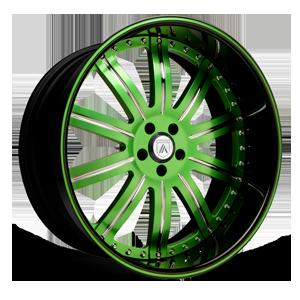 AF134 5 Green