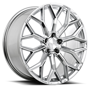 22 inch wheels california wheels 1996 Chevy Impala SS Custom gloss black aff03 5 liquid silver