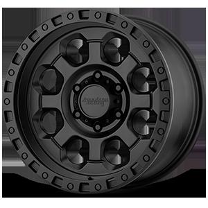 AR201 6 Cast Iron Black