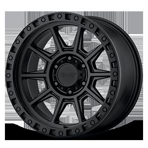 AX202 5 Cast Iron Black