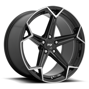 Arrow - M259 5 Gloss Black & Brushed
