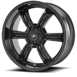 AR320 Trench 6 Gloss Black