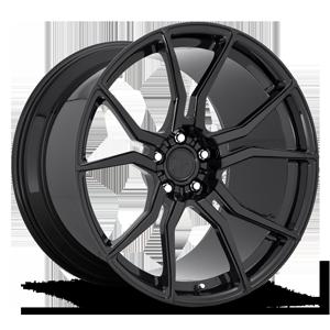 Ascari 5 Gloss Black