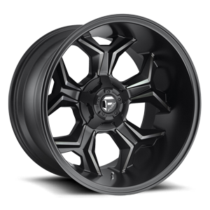 Avenger - D605 5 Matte Black/Machined/DDT