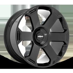 AVS 5 Gloss Black