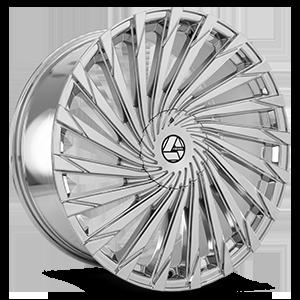 AZA-501 5 Chrome
