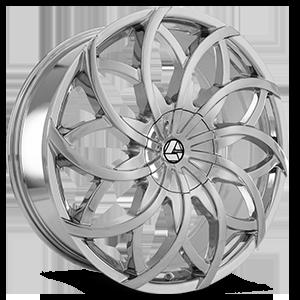 AZA-504 5 Chrome
