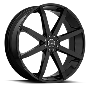 843 Zenith 4 Gloss Black
