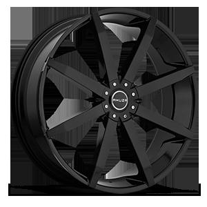 843 Zenith 5 Gloss Black