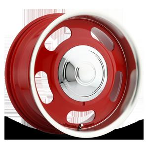Cruiser 5 Gloss Red