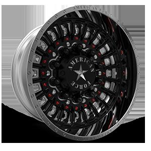 BDU TS 10 Black Machined