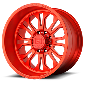 AB107 Tremor 8 Red