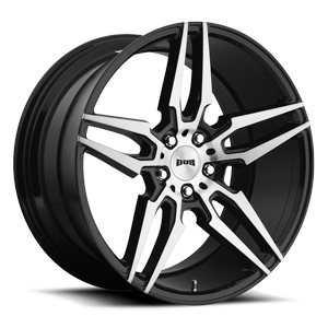 Attack 5 - S215 5 Gloss Black Brushed