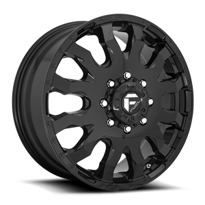 Blitz Dually Front - D675 8 Gloss Black
