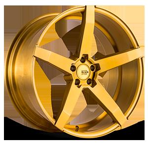 BM11 5 Brushed Gold