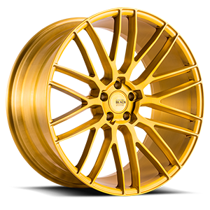 BM13 5 Brushed Gold