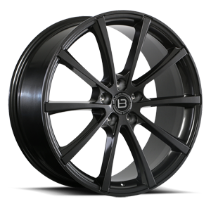 BR09 5 Gloss Gunmetal - 42828