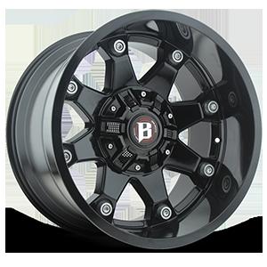 581 Beast 8 Gloss Black