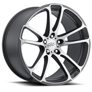 c882 5 Anthracite Grey with Machined