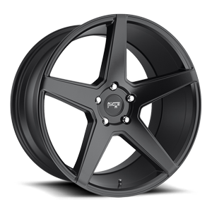 Carini - M185 5 Satin Black 20x10.5