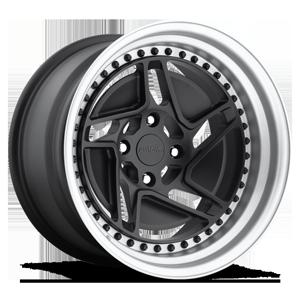 CHD-T 5 Matte Black