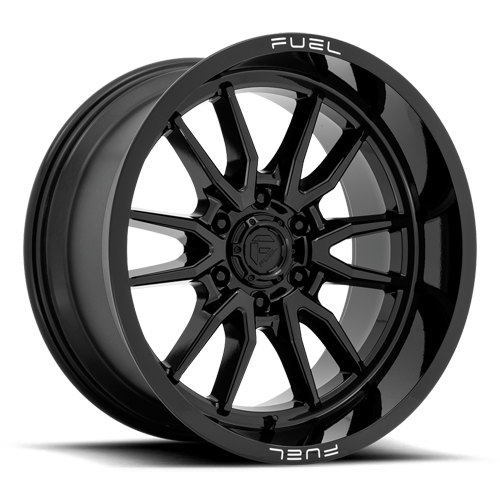 Clash 6 - D760 6 Gloss Black