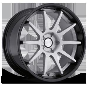 CS - 10.0 5 Grey With Black Lip