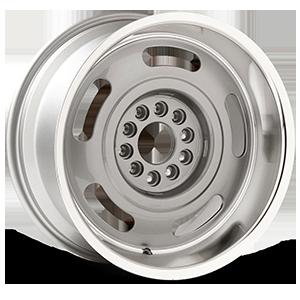 Corvette Rally (Series 623) 5 Silver Machined