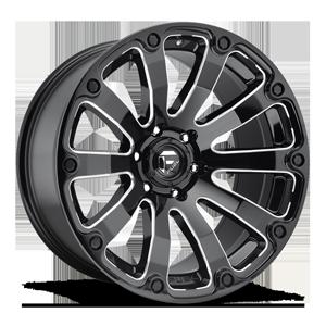 Diesel - D598 6 Black & Milled