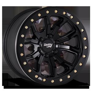 9303 DT-1 6 Matte Black w/ Optional Rash Ring