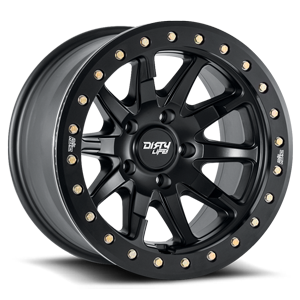 9304 DT-2 5 Matte Black w/ Optional Rash Ring