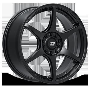 314 Speed 5 Satin Black