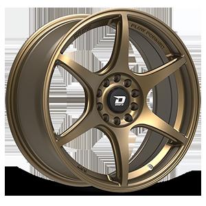 314 Speed 5 Satin Bronze
