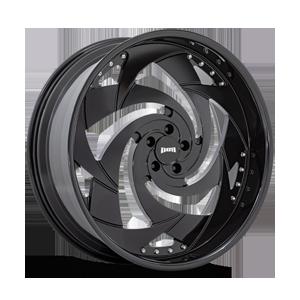 Slasher - X102 5 Gloss Black