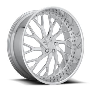 XB81 5 26x10 | Brushed Face/ Polished Accents / Polished Lip