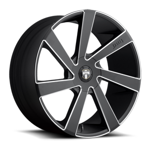 Directa - S133 5 Black & Milled