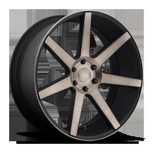 Future - S127 6 Black & Machined with Dark Tint