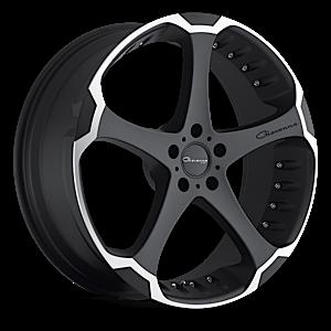 Dalar-5 5 Machined Black