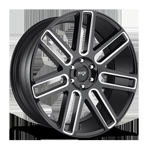 Elan - M096 6 Gloss Black & Milled